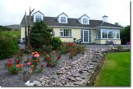 Glenbeigh Accommodation Front of House Image